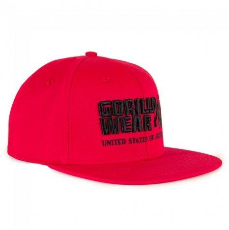DOTHAN CAP - RED