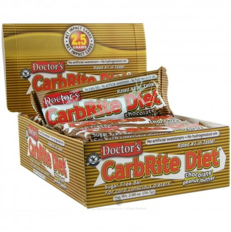 Doctor's CarbRite Diet Chocolate Peanut Butter