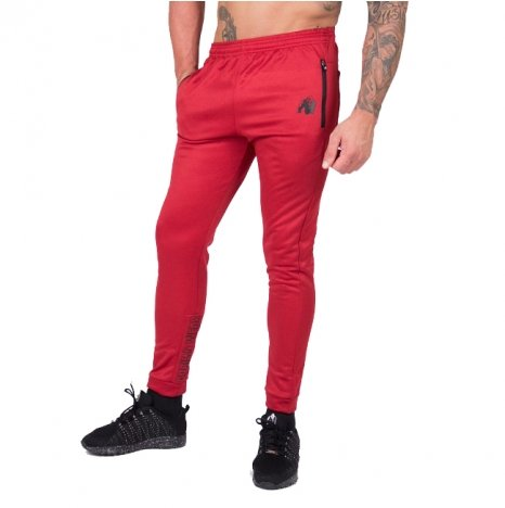 BRIDGEPORT JOGGER - RED