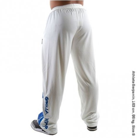 SUPERIOR MESH PANTS (WHITE)
