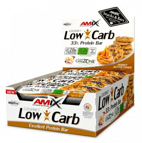 AMIX LOW CARB Peanut Butter Cooke 33% Protein