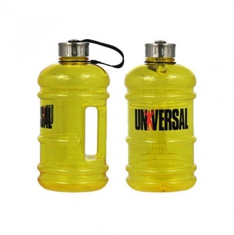 Universal Nutrition Water Bottle Yellow 2200ml
