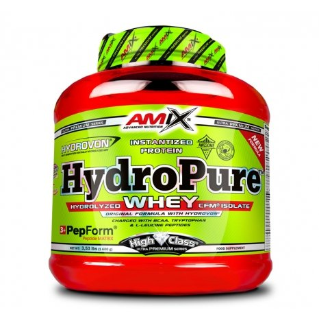 Amix Hydro Pure CFM Strawberry Yogurt 1600gr
