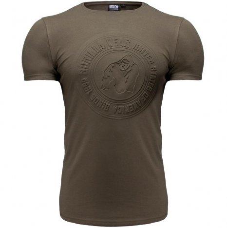 SAN LUCAS T-SHIRT - ARMY GREEN