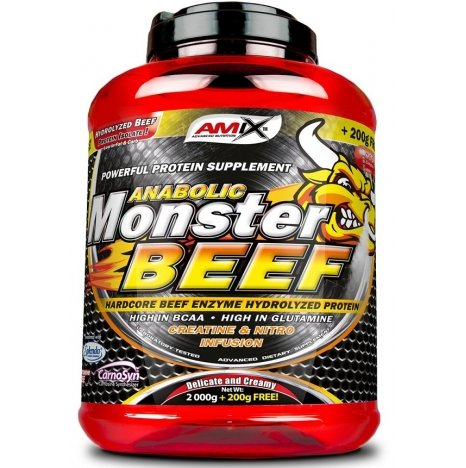Amix MONSTER BEEF PROTEIN 2200gr