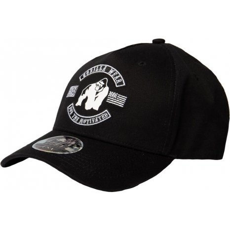 DARLINGTON CAP - BLACK
