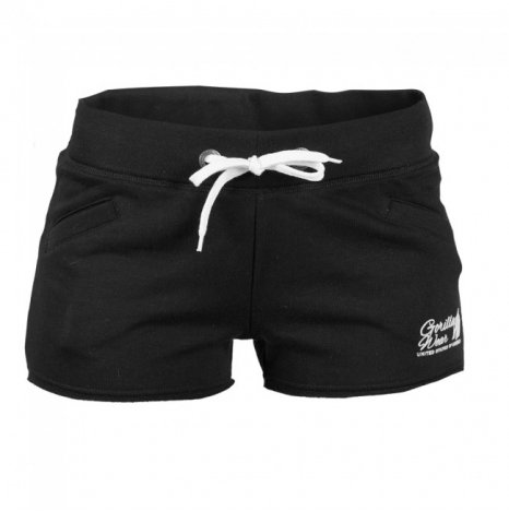 WOMEN'S NEW JERSEY SWEAT SHORT BLACK